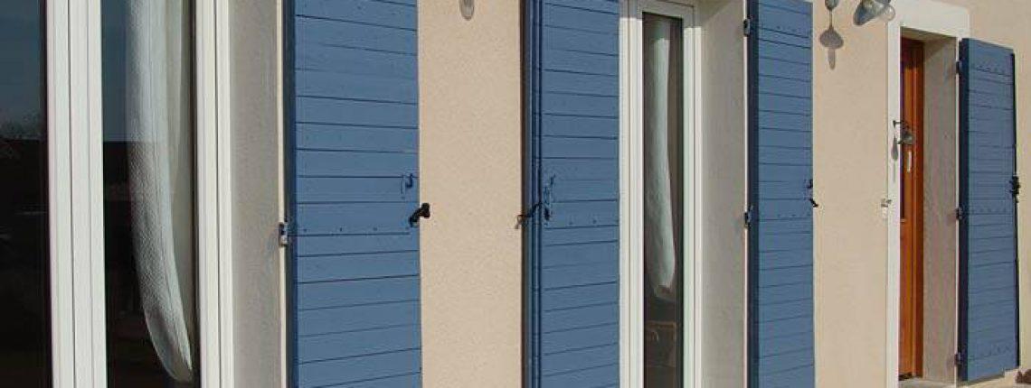 Porte fenêtres 2 battants oscillo-battant